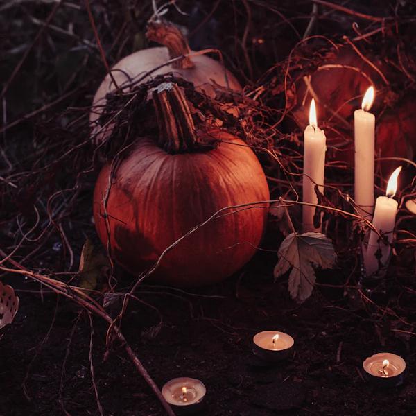 Les Sabbats : Samhain
